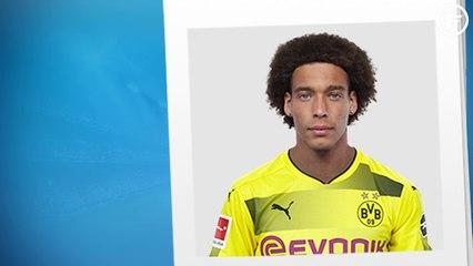 Maillot Extérieur Borussia Dortmund Axel Witsel