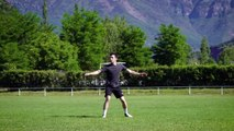 Nike PHANTOM Prueba en campo · Botas de fútbol Nike Phantom VSN