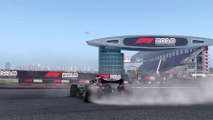 Trailer oficial videojuego F1 2018