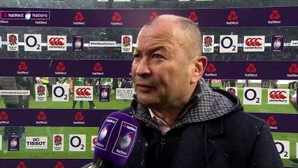 Eddie Jones speaks after England 15-24 Ireland  NatWest 6 Nations