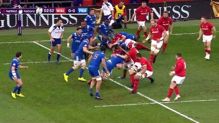 Short Highlights Wales v France  NatWest 6 Nations