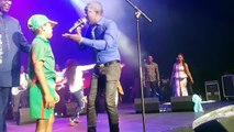 Un jeune garçon impressionne Youssou Ndour et Mbaye Dieye Faye