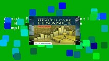 About For Books  Essentials Of Health Care Finance Complete