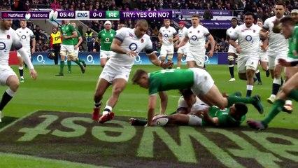 Extended Highlights England v Ireland  NatWest 6 Nations
