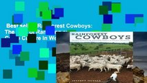 Best seller  Rainforest Cowboys: The Rise of Ranching and Cattle Culture in Western Amazonia