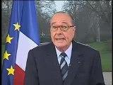 Jacques Chirac et le CPE