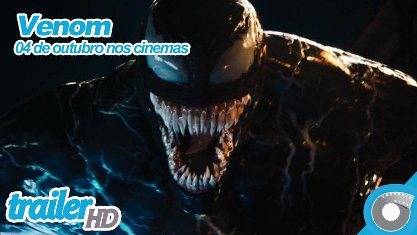 Venom - Trailer Oficial Legendado [HD]