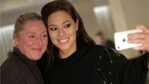 Ashley Graham Shows Off Freckles In Instagram Selfie