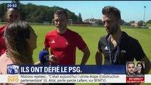"""Ils ont fait l'événement - Les Herbiers: """"On savait que ça allait être difficile"""" de battre le PSG"""