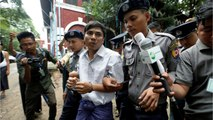 Reuters Reporter Jailed In Myanmar Denies Collecting Secret Documents