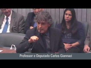 Giannazi devolveu ao reitor da USP as bombas que ele ordenou jogar contra estudantes