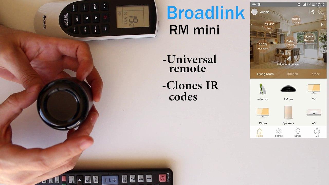 home assistant broadlink