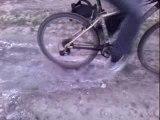 mon pti burn en vélo mdrr
