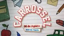 Chamada de estreia de Carrossel - Reprise 2018 no SBT (06/08/18)