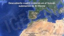 Erupción en el Hierro: Aparecen Cuatro Nuevos Volcanes / New Volcanoes at El Hierro Island [IGEO.TV]
