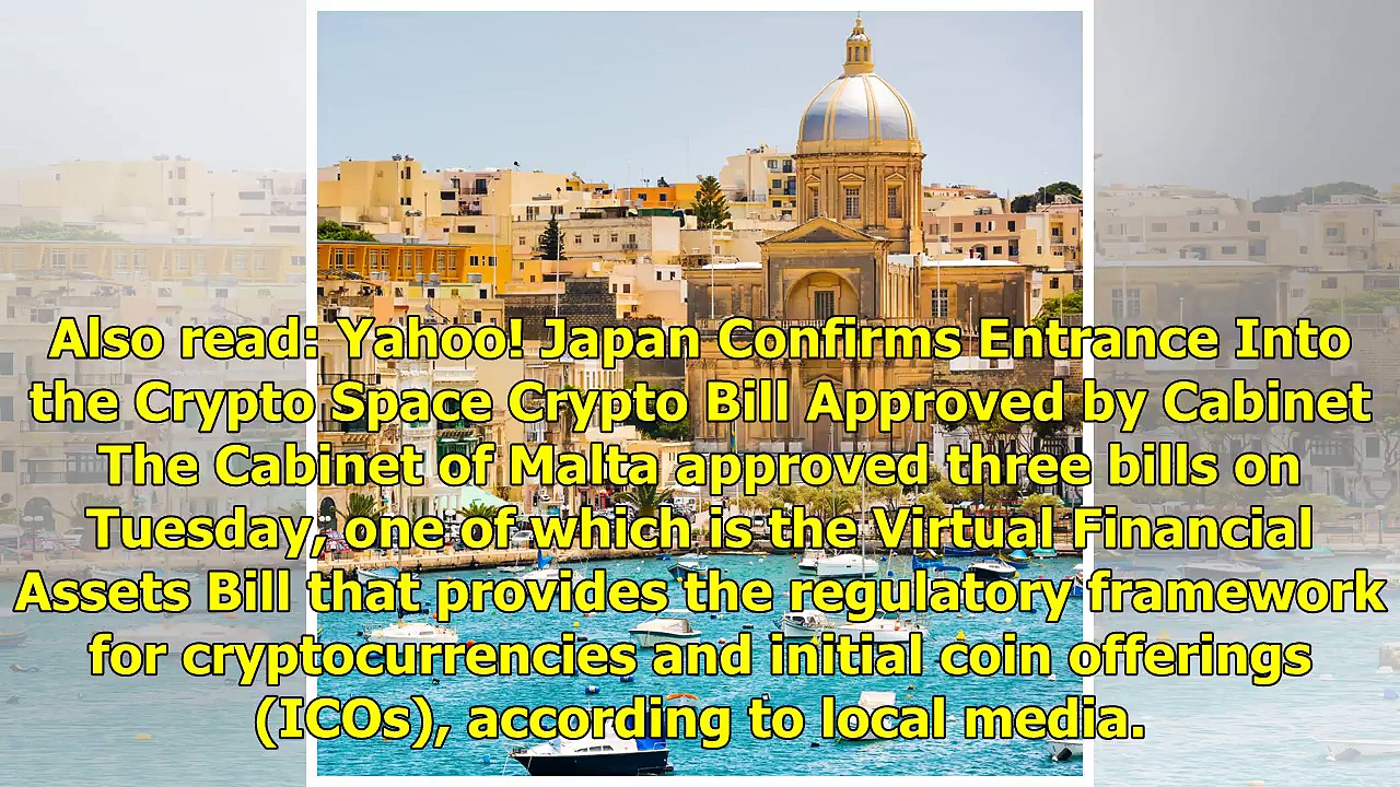 Malta's Cabinet Approves Cryptocurrency Bill – Bitcoin News