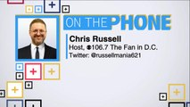 Tiki and Tierney: Chris Russell talks Bryce Harper