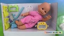Corolle Mon Premier Bébé Bain & Accessoires Poupon Nageur Jouets de Bébé