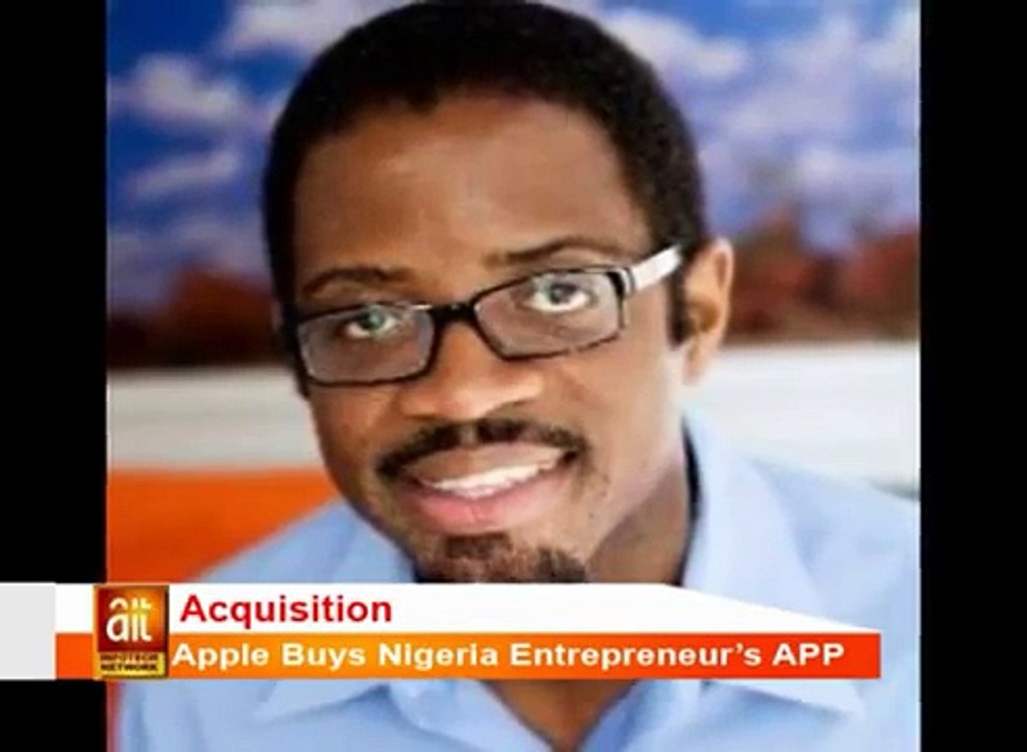 ACQUISITION: Apple Buys Nigeria Enterpreneur's APP [Nigeria Technology News]