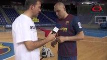 El colomense Javi Rodríguez es Campeón de Europa con el Barça Alusport