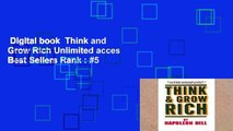 Digital book  Think and Grow Rich Unlimited acces Best Sellers Rank : #5