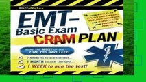 Best ebook  CliffsNotes EMT-Basic Exam Cram Plan (Cliffsnotes Cram Plan) Complete