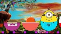 Surprise Eggs For Kids Peppa Pig Spiderman Masha colors Spiderman Colors Dora Pou TOYS