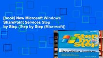 [book] New Microsoft Windows SharePoint Services Step by Step (Step by Step (Microsoft))