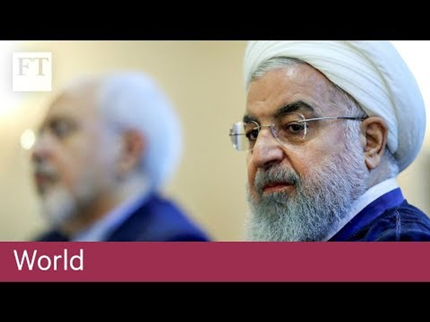 Rouhani warns Trump about 'mother of all wars'