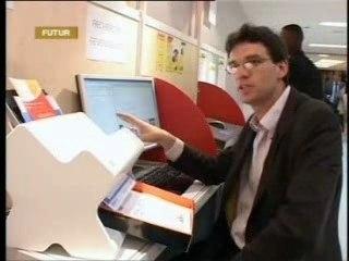 classement de papier... sans trier