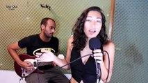 Nina Simone - Feeling Good // Acoustic Cover   Live Session by Shelly Mazor & idov shai // on iTunes