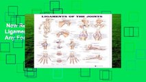 New Releases Anatomical Chart Ligaments of the Joints  Any Format