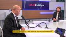 """#Benalla Motions de censure : """"Les oppositions ont essayé de jouer le 3e tour de la présentielle"""" affirme Jean-Yves Le Drian : """"Je trouve que l'outrance des propos tenus disqualifie un peu cette opposition"""""""