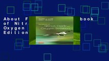 About For Books  Handbook of Nitrous Oxide and Oxygen Sedation, 4th Edition Complete