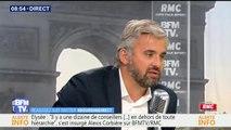 """Les manifestations """"nourrissent le débat politique"""", estime Alexis Corbière"""