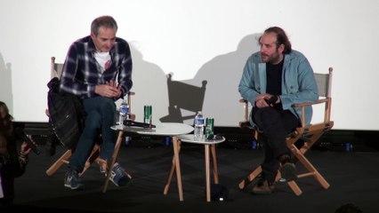 Festival 2018 - Dialogue entre cinéastes - Olivier Assayas et Vincent Macaigne (1ère partie)