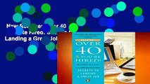 New Releases Over 40   You Re Hired: Secrets to Landing a Great Job Complete