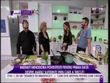 CRISTINA SPATAR (Star Chef Tv Show) 26.noiembrie.2017 part1