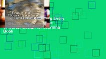 Unlimited acces Teaching Every Student in the Digital Age: Universal Design for Learning Book