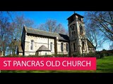 ST PANCRAS OLD CHURCH - UNITED KINGDOM, LONDON