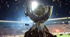 Galatasaray - Akhisarspor Süper Kupa Finali Şifresiz Kanalda