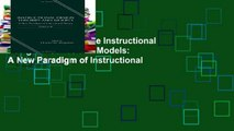 this books is available Instructional Design Theories and Models: A New Paradigm of Instructional