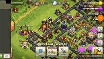 70 max level archers vs max level lava||max level lava vs max level archers in hindi||