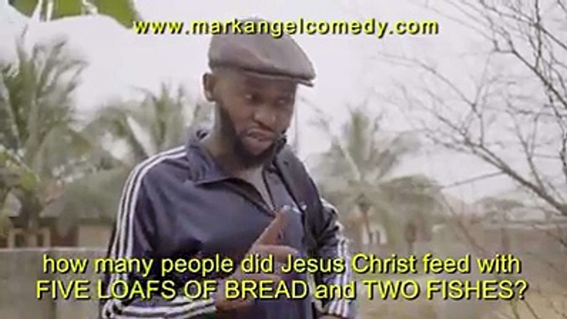 This Very funny Mark Angel Comedy that will make you laugh out loud, Success is a clown