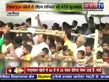 Haryana Chief Minister Bhupinder Singh Hooda awards empty envelopes to CWG winners