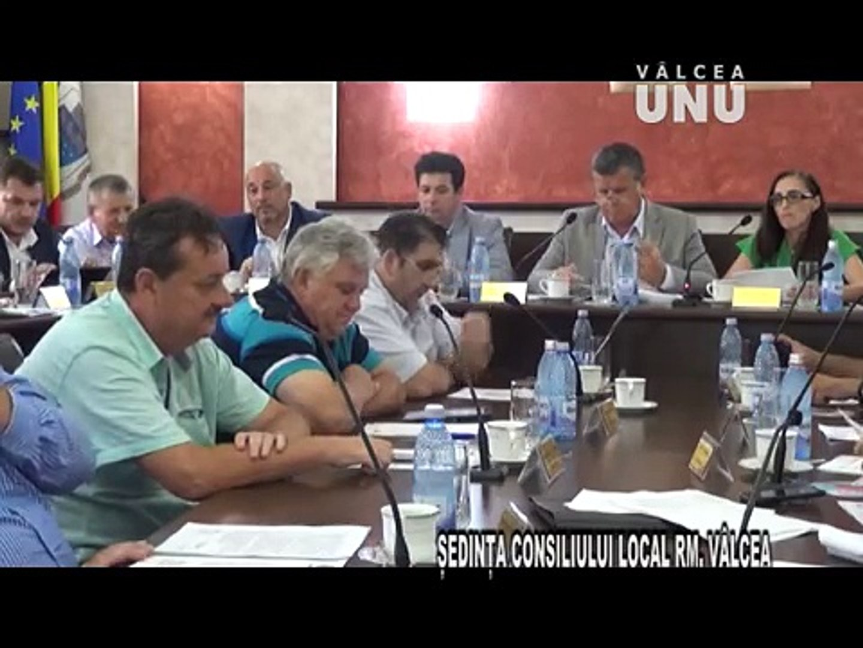 31.07.2018 - Sedinta CL Rm. Valcea - revocarea HCL 197-2018 - video  dailymotion