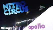 Apollo Two Wheeler Tyres | Featuring Stunts by Nitro Circus Live | Motown India