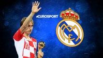 يورو بيبرز: انتر وتشيلسي الاقرب لضم مودريتش الذي يريد الرحيل عن ريال مدريد