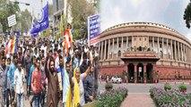 SC-ST Bill में संशोधन के लिए Parliament में इसी हफ्ते पेश करेगी Modi Government । वनइंडिया हिंदी