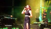 Festival International de Hammamet  2018 : Hiba Tawaji sous la direction musicale de Oussama RAHBANI
